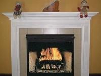 The Eisenhower Fireplace Surround