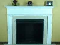 The McKinley Fireplace Surround