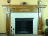 The Taylor Fireplace Surround